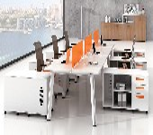 开放式办公家具桌-上海办公室家具BX2