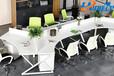 橫衡辦公家具定制屏風工作位-X11