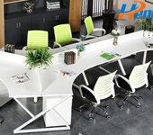 横衡办公家具定制屏风工作位-X11