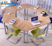 定制上海办公家具桌板式办公桌-爵荣11