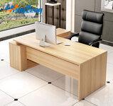 横衡办公家具板式办公桌-C24
