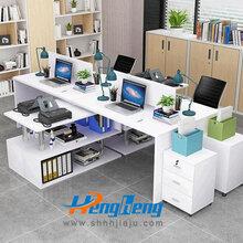 横衡办公家具定制板式办公桌-WA521