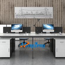 定制辦公家具板式員工工作位-WA522