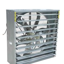 厂家专业生产负压风机畜牧风机降温风机百叶窗风机
