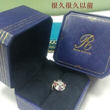 东莞包装盒生产厂家直销高档首饰盒烫金胶盒图片