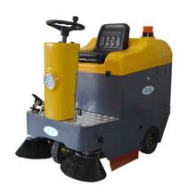 小区驾驶式扫地机工业工厂吸尘扫地机电瓶式环卫扫地车图片