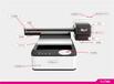 淄博TPU材料uv数码印花机厂家平面uv打印机专业制造厂家