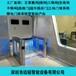 地铁站汽车站检票闸机人脸身份识别闸机人行通道门禁地铁景区翼闸