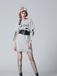 高端時尚品牌艾爾麗斯冬裝折扣女裝廠家直銷直播貨源