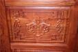 福禄寿大衣柜-缅花家具价格-红木家具-刺猬紫檀-东阳红木家具定做