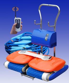 供應河北泳池清潔設備,水下吸污機/全自動吸塵器