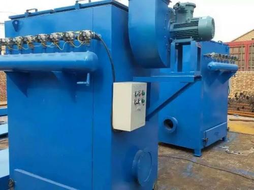 ZC反吹布袋除尘器图片-脉冲反吹袋式除尘器报价 厂家