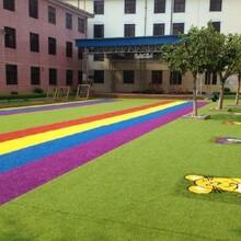 河南厂家大量生产供应仿真草坪商场造景幼儿园专用人造草坪