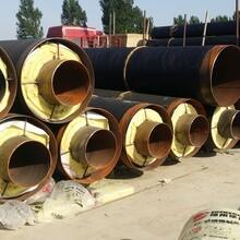 钢套钢复合保温管厂家图片