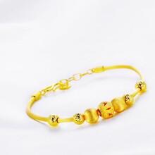 杭州真牌珠寶黃金價格圖片