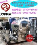 河南许昌不锈钢智能水箱久华消防变频供水设备特点图片