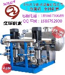 河南商丘供水设备厂家久华全自动气压变频供水设备原理图片