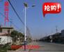小型太阳能发电路灯报价格表家用户外农村道路超亮6米7米庭院灯