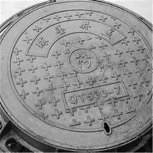 河北恒天专业生产销售球墨铸铁井盖圆形电力通信下水道井盖窨井图片