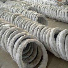 厂家现货供应热镀锌黄铁线镀锌黄铁丝铁线图片