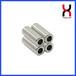 南京华锦厂家直销强磁磁环打孔磁柱钕铁硼强磁磁铁