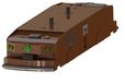 仓储自动化运输搬运背负式AGV物流小车