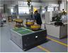 CROMAT自动化机器人运输搬运背负式AGV物流小车
