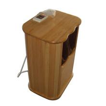 家用远红外加厚泡脚桶生物加高足浴桶木桶按摩桶全息养生桶足浴盆