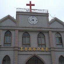 烟台启明时钟专业设计制造室外塔钟学校塔钟欧式塔钟教堂塔钟及塔钟维修更换