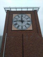 煙臺啟明時鐘供應22米機械塔鐘塔樓大鐘塔鐘維修