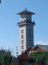 煙臺啟明時鐘專業設計定做建筑塔鐘學校塔鐘塔鐘維修