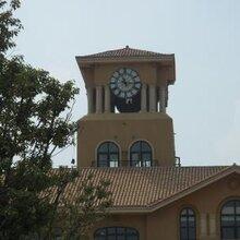 定做塔钟钟塔首选烟台启明时钟建筑钟塔楼塔钟教堂塔钟