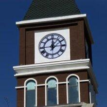 西安學校塔鐘安裝,建筑大鐘