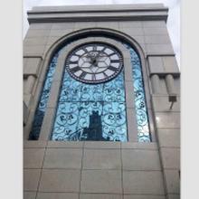 煙臺啟明時鐘專業定做教堂塔鐘塔樓大鐘QM-3建筑塔鐘