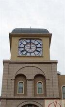 沧州优质LED夜光塔钟价格优惠,建筑钟景观钟