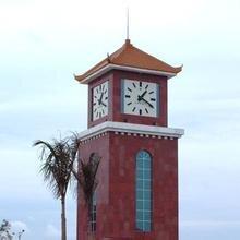 多功能塔鐘安裝施工,建筑大鐘