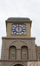 建筑塔钟哪家好烟台启明时钟供应优质塔楼钟表大型塔钟