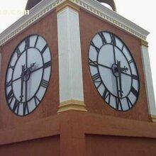 建筑塔钟塔楼钟表钟表定做维修保养更换烟台启明时钟