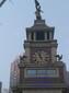 东莞钟楼景观钟维修施工图片