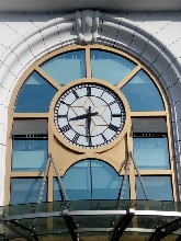 学校塔钟大钟质量保证价格优惠烟台启明时钟科技有限公司