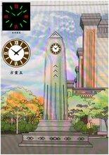 成都QM-3系列子母鐘-塔鐘-室外建筑塔鐘-學校樓頂大鐘-大鐘維修更換-煙臺啟明時鐘科技有限公司