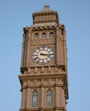 青島樓頂塔鐘安裝多少錢,建筑大鐘圖片