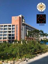 广州优质烟台启明LED夜光塔钟原理