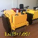 双钢轮振动压土机小型手扶式压路机施安机械