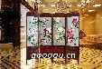 苏州红木装饰屏风厂刺绣家具屏风双面绣屏风批发