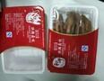德州扒鸡系列盒式气调包装机盒装熟食覆膜充氮保鲜包装机图片