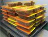 山东金超JCFH-2多功能封盒气调包装机熟食包装机