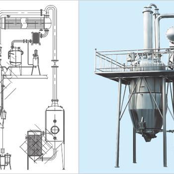 中药提取浓缩设备提取浓缩设备大全厂家直销提取浓缩回收机组