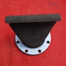 DN300法兰式鸭嘴阀专用防止潮水倒灌专用排污橡胶止回阀