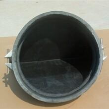卡箍式橡胶鸭嘴阀橡胶排污止回阀排污系统安装鸭嘴阀厂家